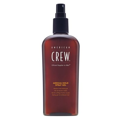 American Crew Medium Hold Spray Gel 250ml