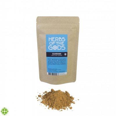 Herbs of the Gods Guarana (Paullinia Cupana) Powder 50g