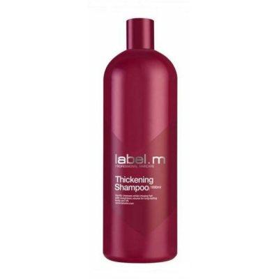 Label. M Thickening Shampoo 1000ml