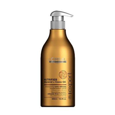 L'Oreal Serie Expert Nutrifier Shampoo 500ml