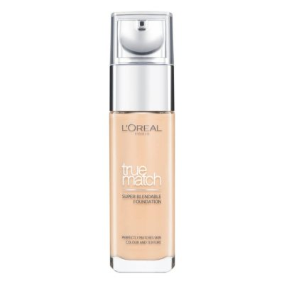 L'Oreal True Match Liquid Foundation 3W Golden Beige 30ml