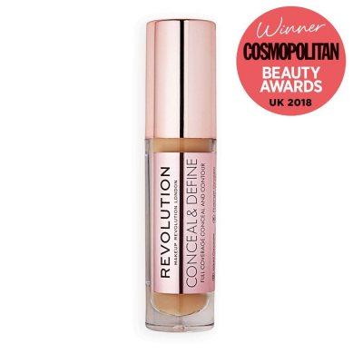 Makeup Revolution Conceal & Define Concealer C12