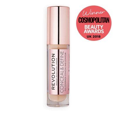 Makeup Revolution Conceal & Define Concealer C7