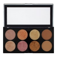 Makeup Revolution Ultra Blush Palette Golden Sugar 2 Rose Gold
