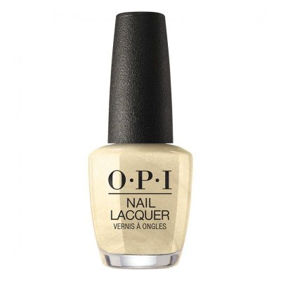 OPI Nail Lacquer Gift Of Gold Never Gets Old