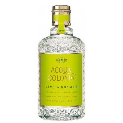 4711 Acqua Colonia Lime & Nutmeg edc 170ml