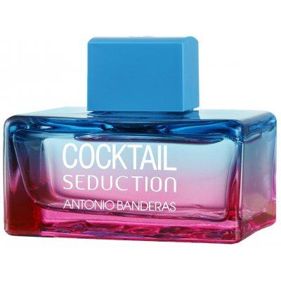 Antonio Banderas Cocktail Seduction Blue For Women edt 100ml