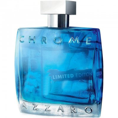 Azzaro Chrome Limited Edition 2015 edt 100ml