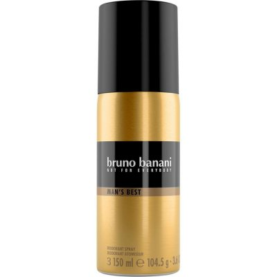 Bruno Banani Man's Best Deo Spray 150ml