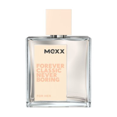 Mexx Forever Classic Never Boring For Her edt 30ml