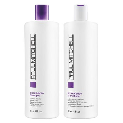 Paul Mitchell Extra Body Daily Shampoo + Conditioner 1000ml