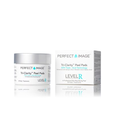 Perfect Image Tri-Clarity Peel Pads Level R