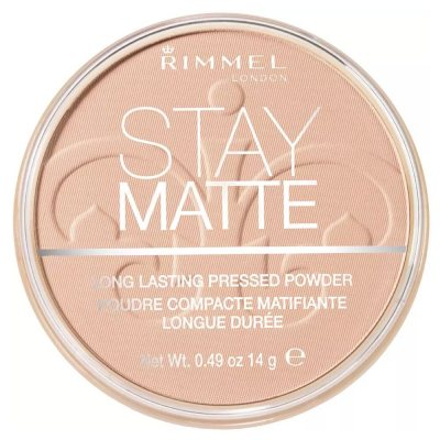 Rimmel Stay Matte Pressed Powder 003 Peach Glow 14g