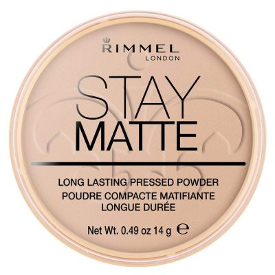 Rimmel Stay Matte Pressed Powder 005 Silky Beige 14g