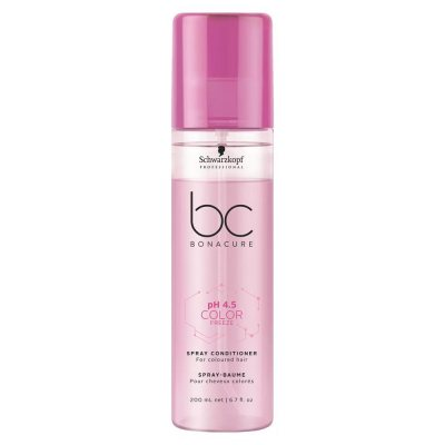 Schwarzkopf Bonacure pH4.5 Color Freeze Spray Conditioner 200ml