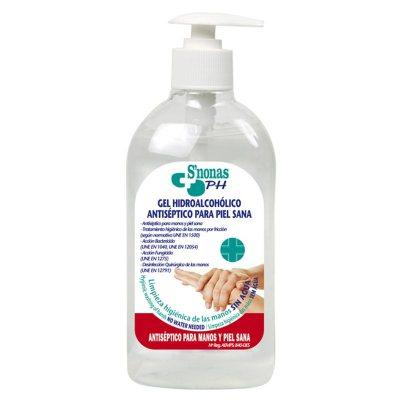 S'nonas Hand Disinfection Gel 500ml