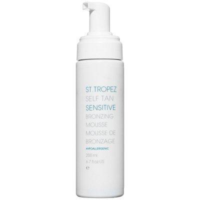 ST. Tropez Sensitive Bronzing Mousse 200ml